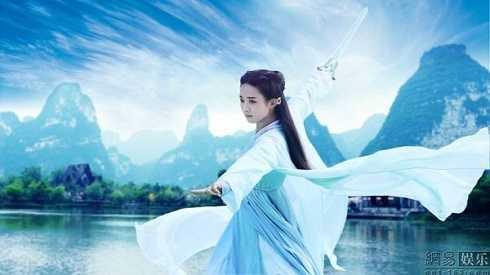 Triệu Lệ Dĩnh đẹp lung linh trong tạo hình nữ chính
