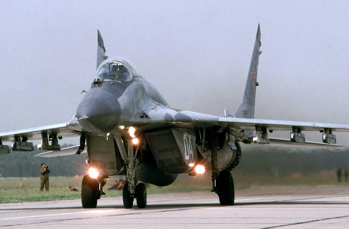 Chiến cơ MiG-29