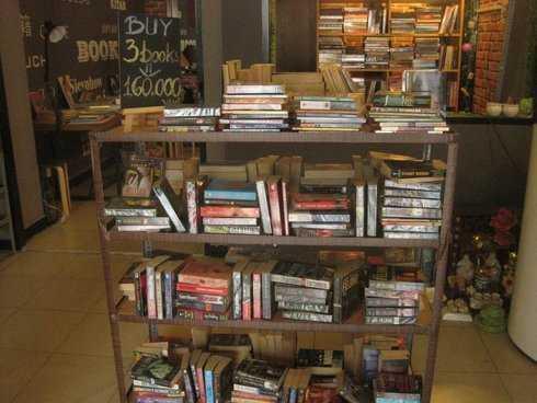 Bạn chỉ cần bỏ ra 160.000 cho 3 quyển sách bất kỳ.