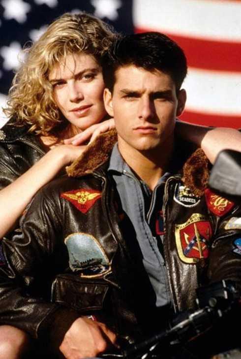 Cặp đôi nổi tiếng của Top Gun đình đám năm 1986