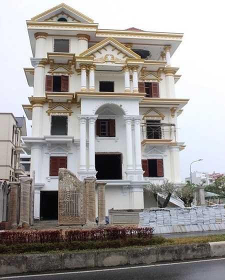Biệt thự tại Lê Hồng Phong - Hải Phòng