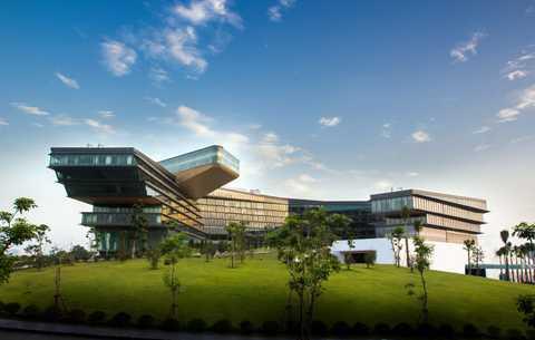 Nơi ở của Man City tại Hà Nội là khách sạn 5 sao Marriott