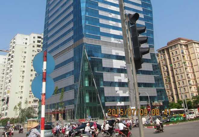 Dự án Diamond Flower Tower, Khu đô thị Trung Hòa của Handico 6 đã hoàn thiện, bán hết nhà, nhưng vẫn nợ thuế hàng trăm tỷ đồng