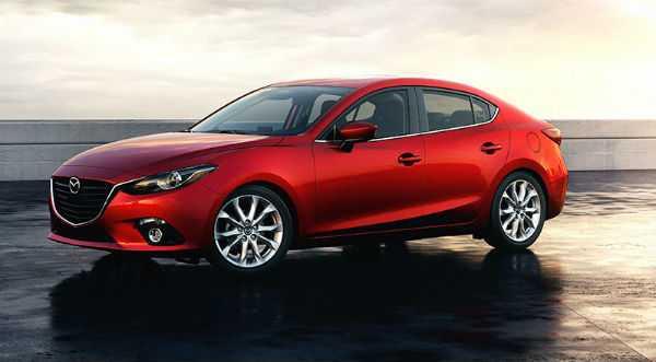 Mazda3. Ảnh minh họa