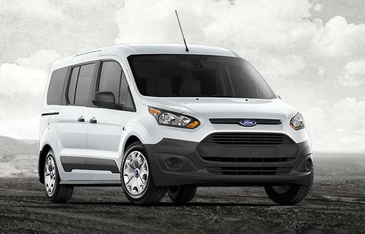Ford Transit.Ảnh minh họa