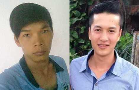 Hai nghi can của vụ thảm sát ở Bình Phước
