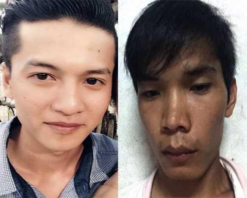 Hai nghi can của vụ thảm sát Bình Phước
