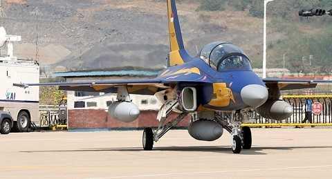Phi cơ Kai T-50 Golden Eage của Indonesia