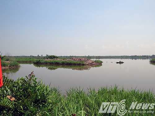 Dự kiến 5 năm nữa, khu vực đầm   vùng tại đảo Vũ Yên, Hải Phòng sẽ trở thành Dự án Khu Vui chơi giải trí, Nhà ở và Công viên sinh thái hiện đại - Ảnh MK