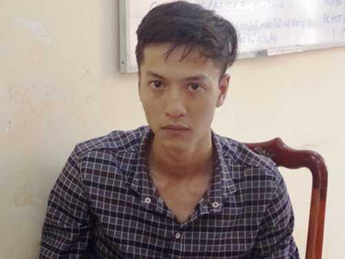 Hung thủ Nguyễn Hải Dương khi bị bắt