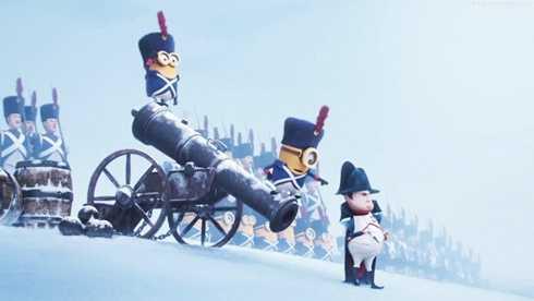 Minions trở thành phim hoạt hình thứ hai có doanh thu lớn nhất mọi thời đại.