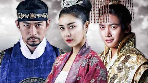 Hoàng Hậu Ki là tác phẩm cổ trang của điện ảnh Hàn đạt raitings cao trong năm 2014.