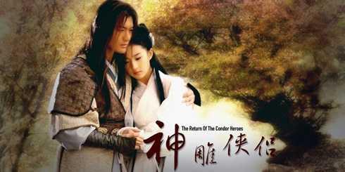 'Thần Điêu đại hiệp' nhiều phiên bản được xem là tác phẩm cổ trang thành công nhất của màn ảnh Hoa ngữ.