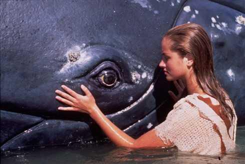 Cô gái đại dương có khả năng đặc biệt nói chuyện được với cá voi