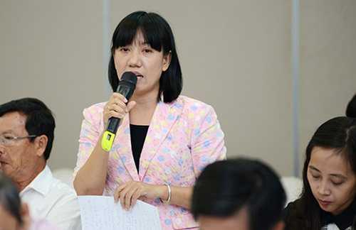ĐBQH, Phó TBT báo Khoa học phổ thông Đoàn Nguyễn Thùy Trang: Trang thông tin tổng hợp