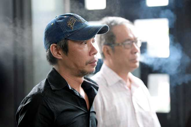 Diễn viên Công Lý mắt đỏ hoe đưa tiễn người thầy của bao lớp nghệ sĩ, diễn viên Việt Nam.