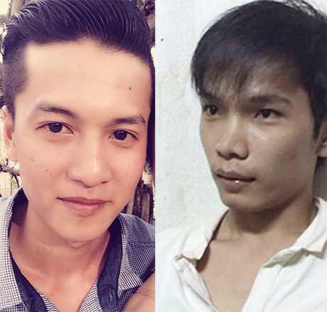 Bị can Dương (trái) và Tiến