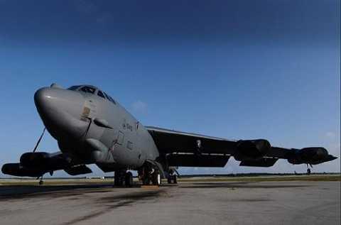 Máy bay B52 - 'Pháo đài bay' của Không quân Mỹ