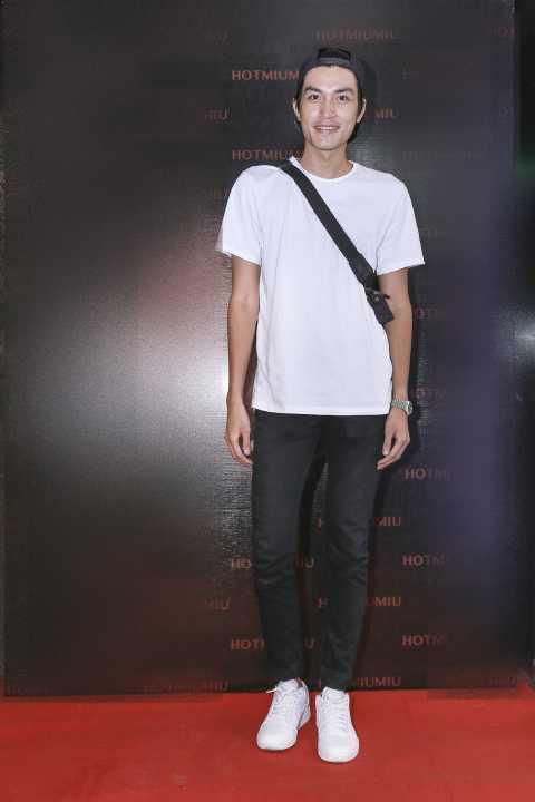 Người mẫu Quang Đại