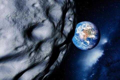 Tiểu hành tinh UW-158 chứa bên trong hàng chục triệu tấn bạch kim