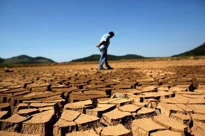 Nền nhiệt trên bề mặt hành tinh năm 2014 đạt đến mức nóng nhất trong vòng 135 năm qua. (Ảnh: businessinsider.com)