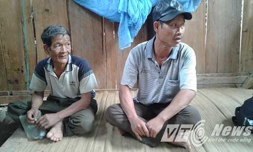 Người thân ông Bình phải luôn tục trực, động viên, giúp đỡ ông vượt qua nỗi đau quá lớn này - Ảnh Minh Hải