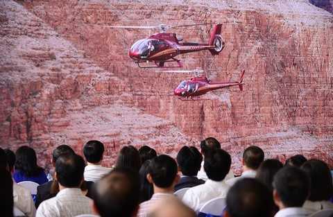 Gần 500 khách theo dõi video giới thiệu về những trải nghiệm với EC 130 T2