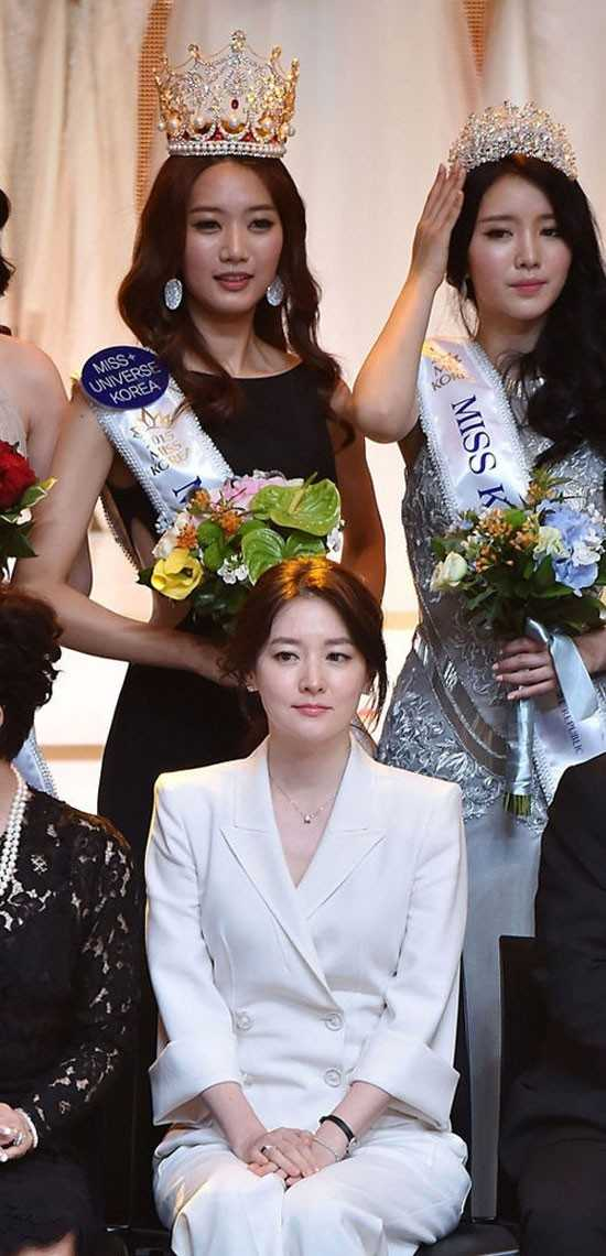 Hoa hậu Hàn Quốc 2015 - Lee Min Ji bị truyền thông châu Á