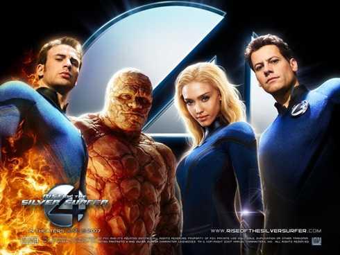 Fantastic four đã từng được đề cử cho giải Phim Khoa học viễn tưởng hay nhất.