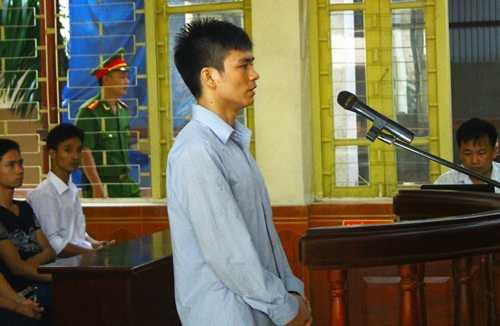 Bị cáo Lý Nguyễn Chung lĩnh án 12 năm tù
