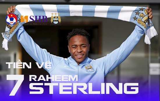 Sterling sẽ là cầu thủ đáng chú ý bậc nhất tại Man City