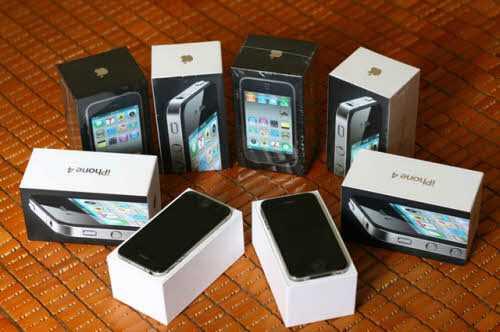 iPhone xách tay luôn không được bảo đảm về chất lượng