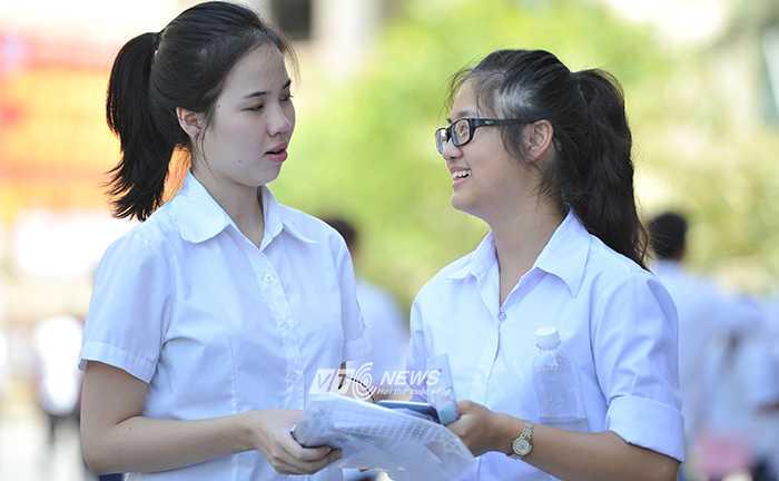 Bộ Giáo dục và Đào tạo đã công bố điểm thi THPT quốc gia 2015