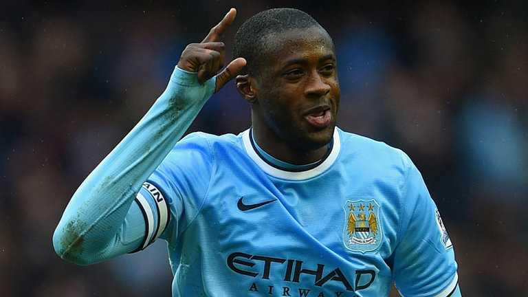 Toure cam kết trung thành với Man City