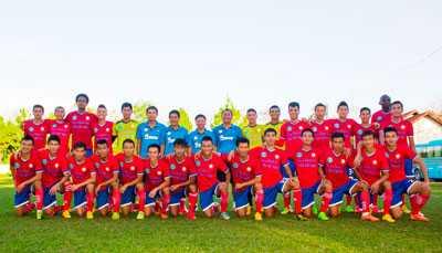 Sau bao chuyển biến của thời cuộc, bóng đá Khánh Hòa đang có niềm hi vọng hồi sinh mới