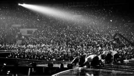 Big Bang chân thành cảm ơn fan