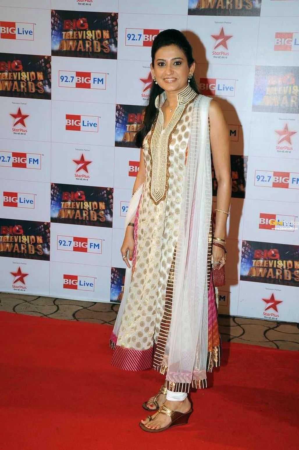 Smita Bansal là nữ diễn viên nổi tiếng của xứ sở cà ri.