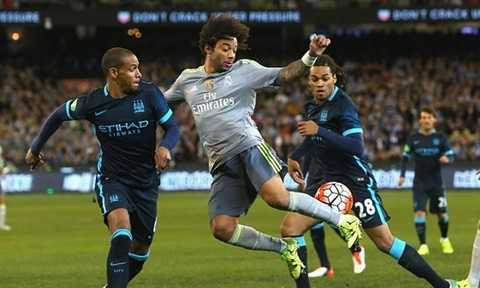 Cả Man City lẫn Real Madrid đều nhập cuộc khá chậm