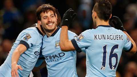 Man City là đội bóng lớn thứ 2 của giải Ngoại hạng sang Việt Nam