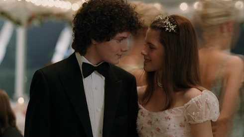 Kristen với hình tượng thiếu nữ xuất hiện trong bộ phim 'Những người bạn Pháp'(2005)
