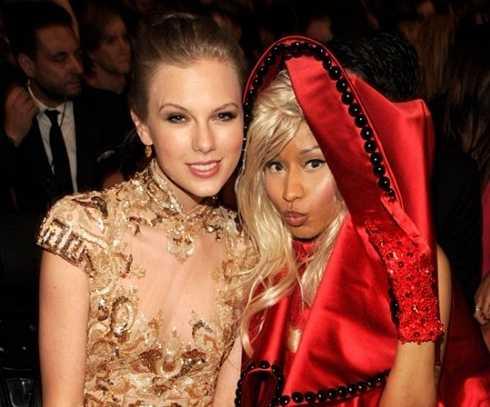 Taylor Swift chủ động gọi điện hòa giải với Nicki Minaj