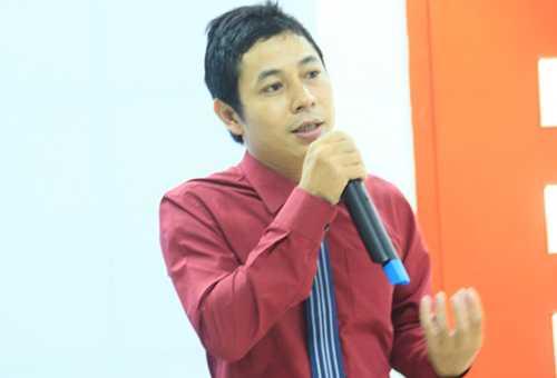 Ông Lê Hồng Hải chia sẻ về nguồn nhân lực ngành CNTT