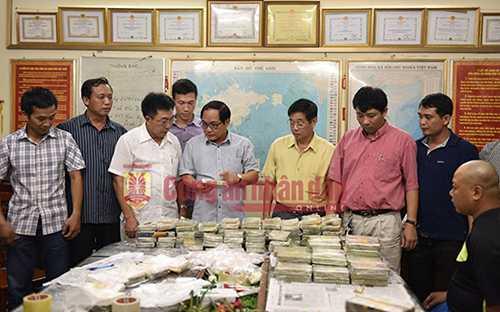 Lãnh đạo Tổng cục Cảnh sát đang chỉ đạo Cục Cảnh sát điều tra tội phạm về ma túy tiếp tục điều tra mở rộng vụ án.