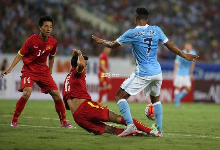 ĐT Việt Nam có trận đấu xem được trước Man City