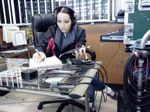 Hiện tại, Linh Nga làm phát thanh viên cho một kênh truyền hình ở hải ngoại.