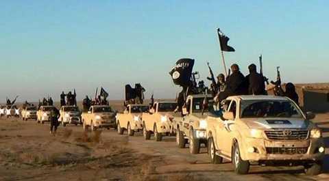 Các chiến binh IS