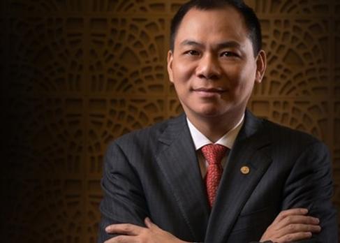 Ông Phạm Nhật Vượng, Chủ tịch Hội đồng quản trị Vingroup