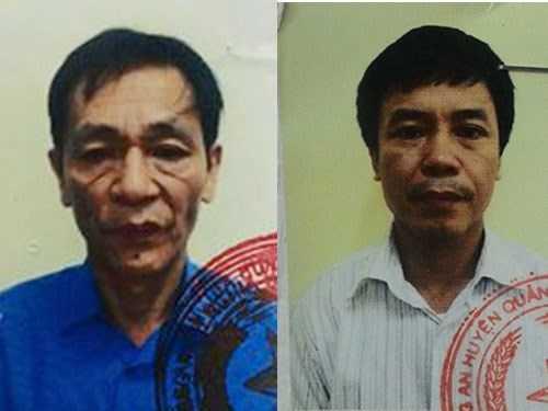 Hai đối tượng Trần Ngọc Quyết và Phan Ngọc Thực bị cơ quan công an bắt giữ vào tháng 11/2014 về hành vi làm giả chữ ký, con dấu của Thủ tướng Chính phủ lừa đảo hàng trăm tỷ đồng
