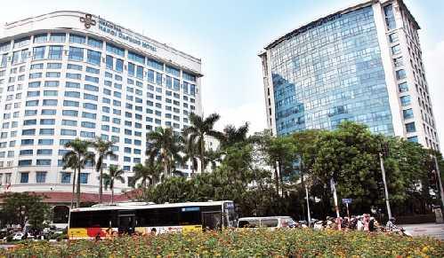 Tổ hợp khách sạn Daewoo