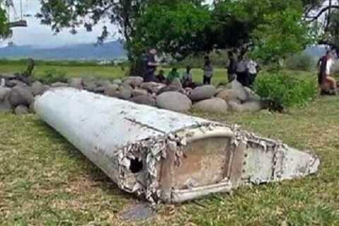Mảnh vỡ được tìm thấy trên đảo Reunion